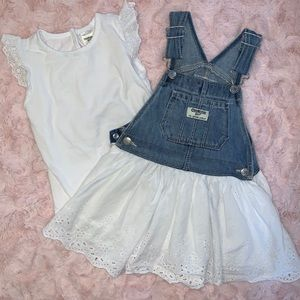 { 3 for $20 } OshKosh Overall Set